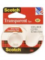 Taśma SCOTCH TRANSPARENT 3M 12,7mm/11,4m na gilotynce