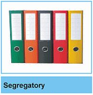 segregatory i pud�a archiwizacyjne
