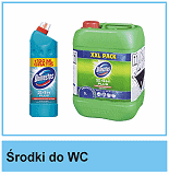 �rodki do WC